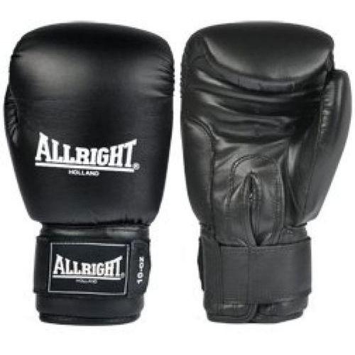 Rękawice bokserskie  pvc czarne wyprodukowany przez Allright