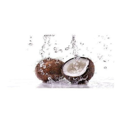 Obraz zdjęcie szkło akryl Kokos i woda