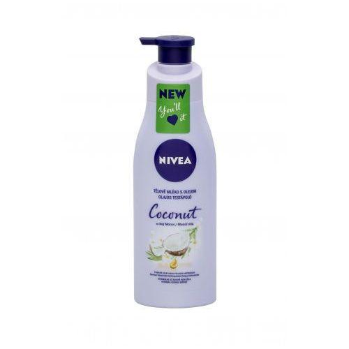 Nivea Coconut & Monoi Oil mleczko do ciała 200 ml dla kobiet (9005800314945)