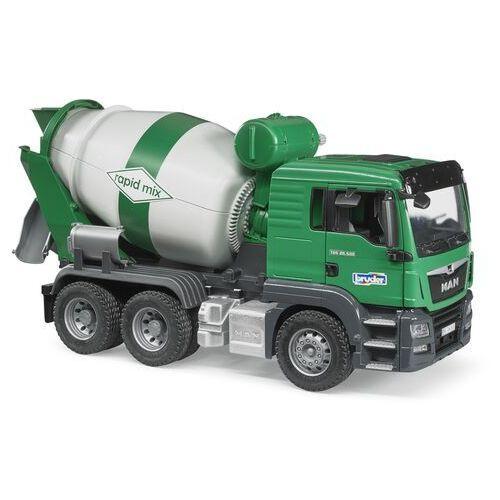 Bruder Zabawkowa betonomieszarka MAN TGS, 1:16, 03710 (4001702037109)