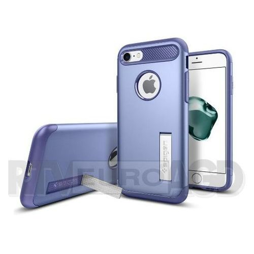 slim armor 042cs20304 iphone 7 (violet) od producenta Spigen