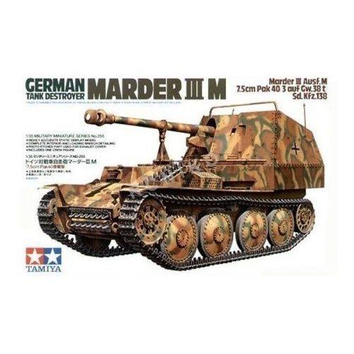 Tamiya German tank destroyer marder iii m (4950344992614)