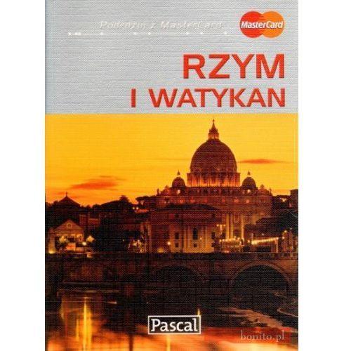 Rzym i Watykan Przewodnik ilustrowany 2010, Marcin Szyma
