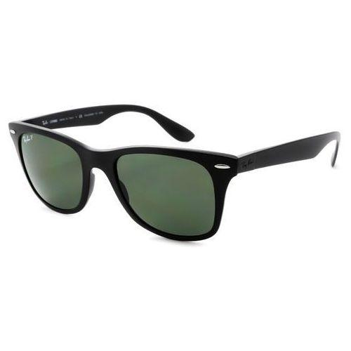 Ray-ban Okulary słoneczne rb4195f wayfarer liteforce asian fit polarized 601s9a