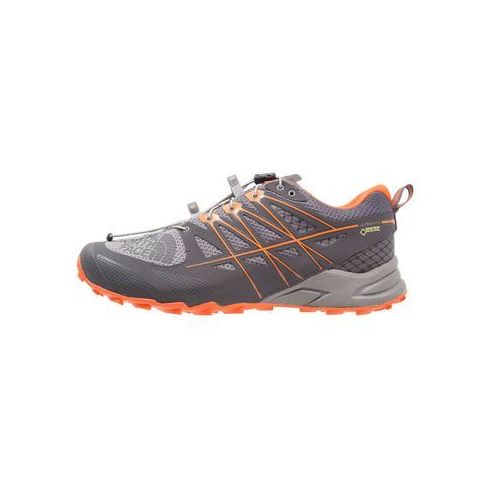 The north face ultra mt ii gtx obuwie do biegania szlak blackened pearl/scarlet ibis