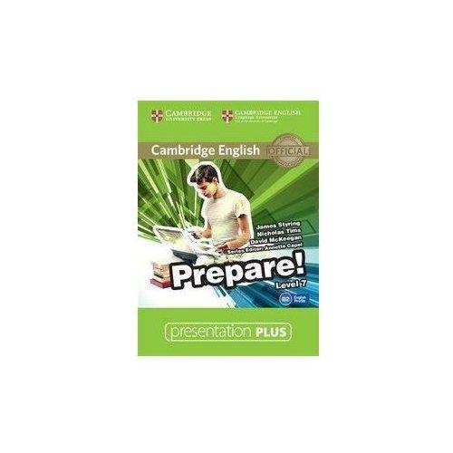 Cambridge English Prepare! 7 Presentation Plus (9781107497986)