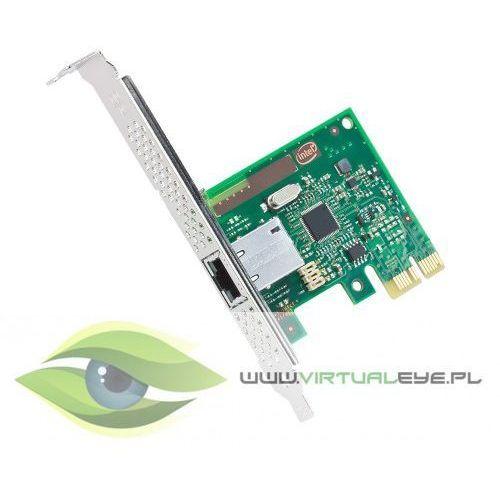 Karta sieciowa Intel I210T1BLK 1xRJ45 GbE,PCI-e 2.5 GT/s x1 Lane (I210T1BLK) Darmowy odbiór w 20 miastach!
