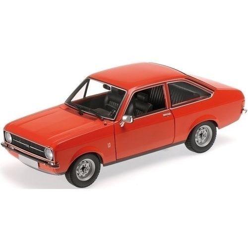 Minichamps ford escort ii lhd 1975