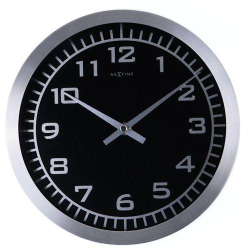 Zegar blacky 45 cm marki Nextime
