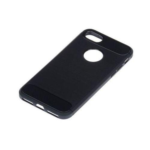 Wg Obudowa carbon apple iphone 7 czarny