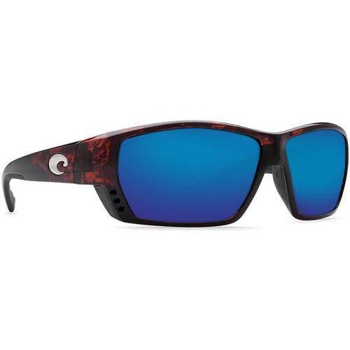 Okulary Słoneczne Costa Del Mar Tuna Alley Readers Polarized TA 10 OBMP, kolor żółty