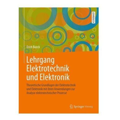 Lehrgang Elektrotechnik und Elektronik (9783658106249)