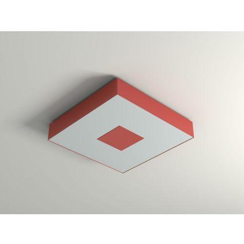 plafon VANDURA 400 4xE27 srebrny mat. LED GRATIS, CLEONI 1139P3101