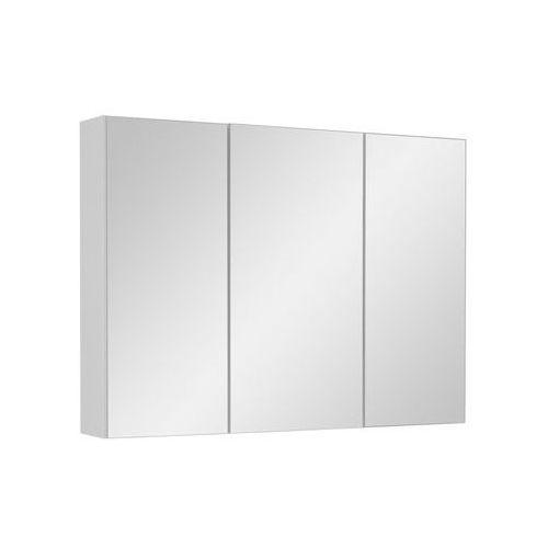 Astor Szafka lustrzana bez oświetlenia biała