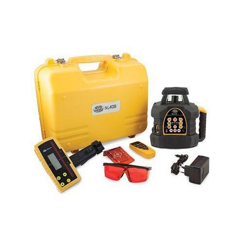 Nivel system Niwelator laserowy nl400