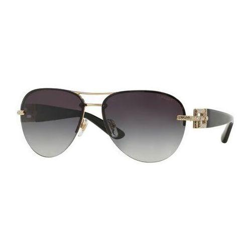 Okulary słoneczne ve2159b bright crystal 12528g marki Versace