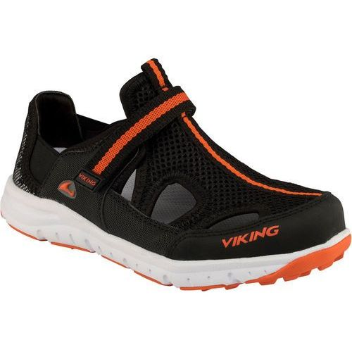 Viking nesoeya sandały trekkingowe black/orange marki Viking footwear