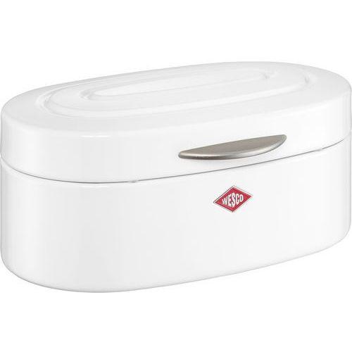 Chlebak klasyczny Single Elly Wesco biały (236101-01)