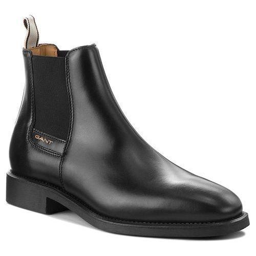 Sztyblety - james 17651960 black g00, Gant, 40-46