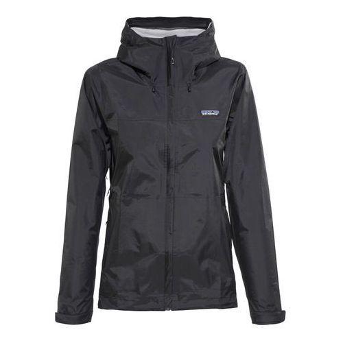 Patagonia torrentshell kurtka kobiety czarny s 2018 kurtki przeciwdeszczowe