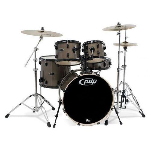 PDP (PD802608) Drumset MAINSTAGE, Bronze Metallic Black HW