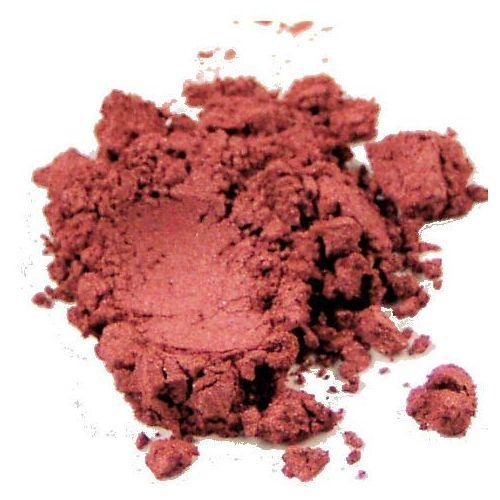 Cień do powiek mineralny - hibiscus, kosmetyk mineralny marki Rhea