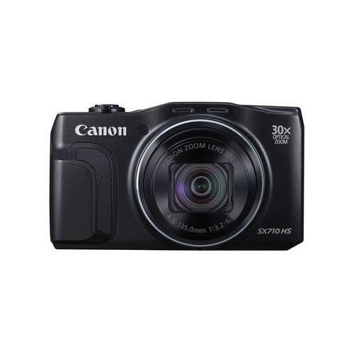 PowerShot SX710 marki Canon - aparat cyfrowy