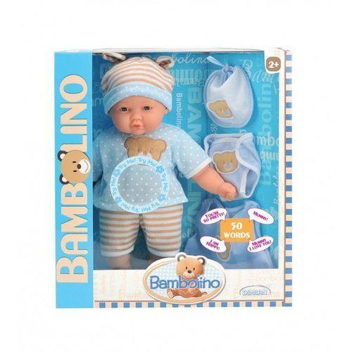 Smily play lalka bambolina mówiąca 50 słów, niebieska (4895167982766)
