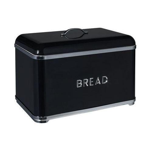 Chlebak stalowy z pokrywą MX1614BL (5903856194112)