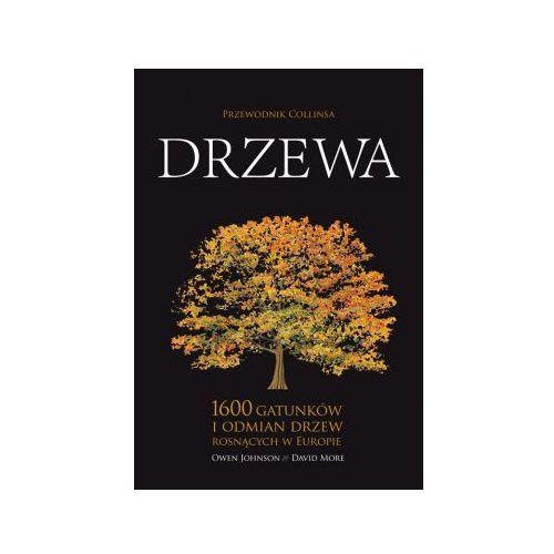 OKAZJA - Drzewa. Przewodnik Collinsa, Owen Johnson, David More