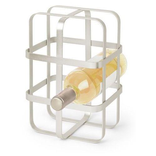 Umbra - Stojak na wino Pulse - nikiel