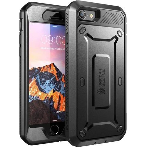 Supcase  unicorn beetle pro black | obudowa dla modelu apple iphone 7