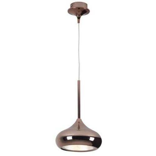 Lampa wisząca vox p0305 1x40w e14 miedziana marki Maxlight