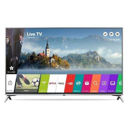 TV LED LG 65UJ6517. Najniższe ceny, najlepsze promocje w sklepach, opinie.