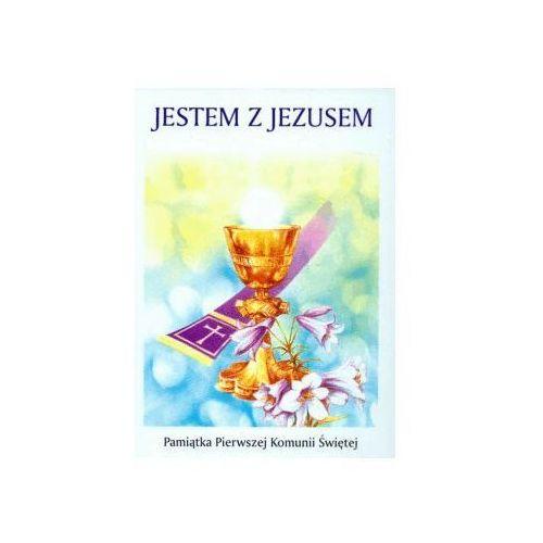 Jestem z jezusem. pamiątka pierwszej komunii świętej marki G&p