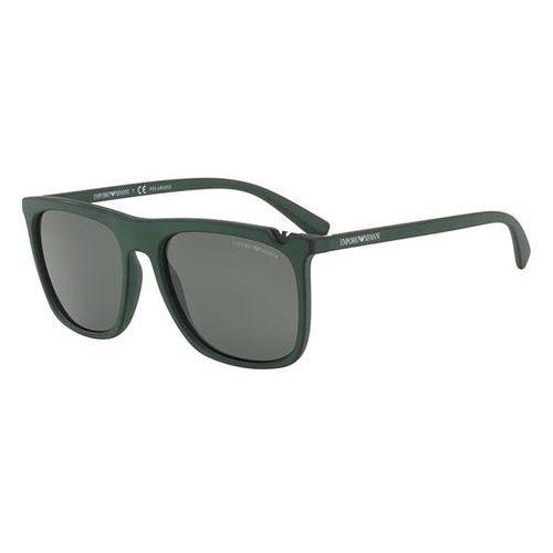 Okulary słoneczne ea4095 polarized 55999a marki Emporio armani