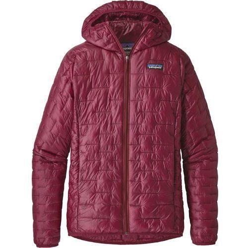 Patagonia micro puff kurtka kobiety czerwony xs 2018 kurtki zimowe i kurtki parki