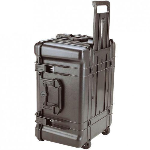 Bw  kufer transportowy typ 68 e czarny, bez wypełnienia