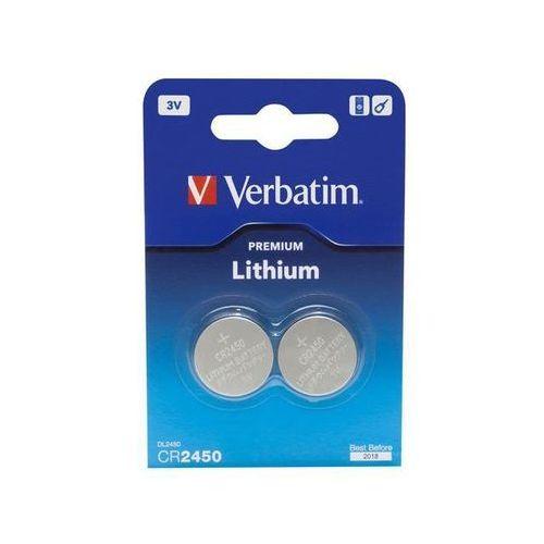 Verbatim Bateria CR2450 (2szt. blister), 1_542743