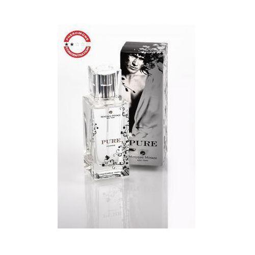 Feromony bezzapachowe  original pure dla mężczyzn 50ml marki Miyoshi miyagi