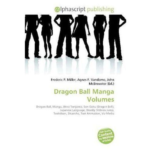 Dragon Ball Manga Volumes (9786131700781)