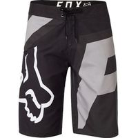 Fox - allday boardshort black/white (018) rozmiar: 32