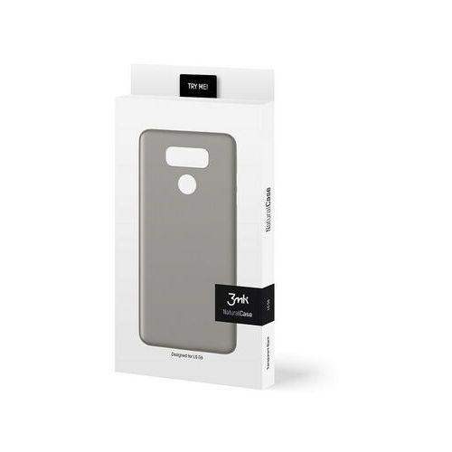 3mk Natural Case LG G6 (czarny) (5901571142357)