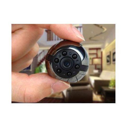 Mini Kamera SQ9 Szpiegowska Full HD 1080P
