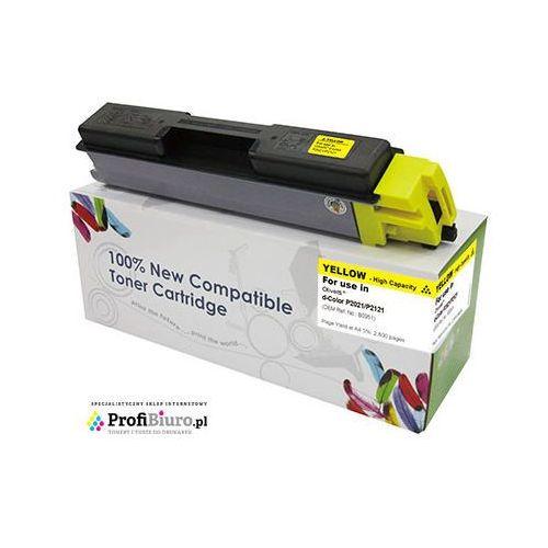 Cartridge web Toner cw-ol2021yn yellow do drukarek olivetti (zamiennik olivetti b0951) [2.5k]