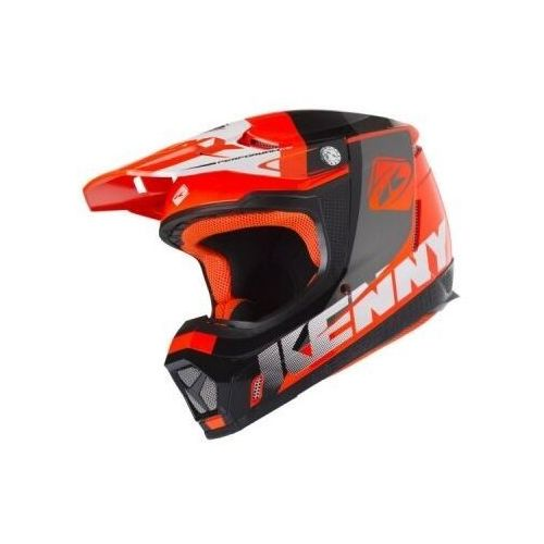 KENNY KASK OFF-ROAD PERFORMANCE 2019 NEON ORANGE