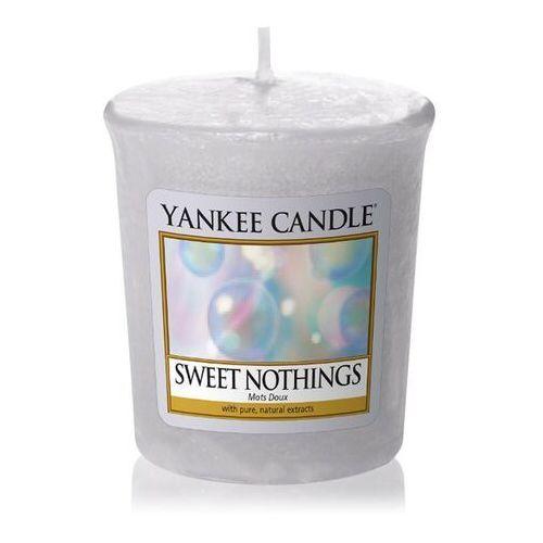 Świeca zapachowa sampler Sweet Nothings 49g (5038581033518)