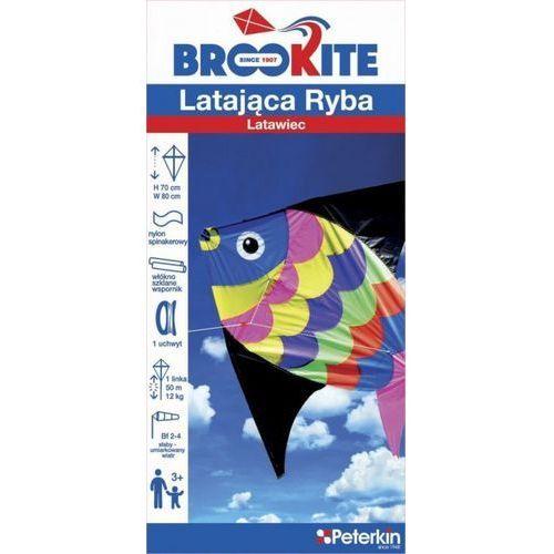 Brookite Latawiec Latająca ryba