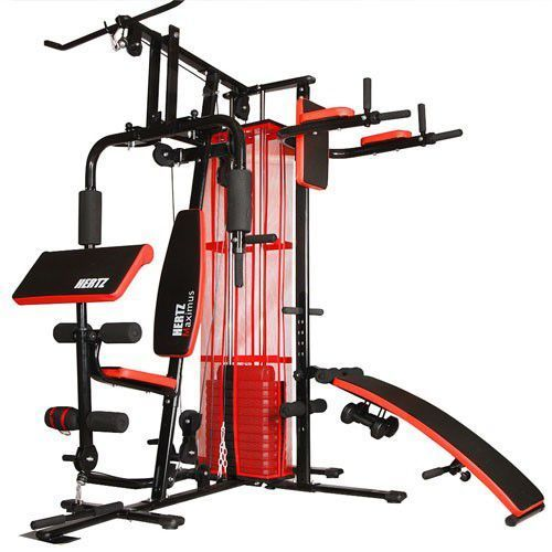 Atlas maximus marki Hertz fitness
