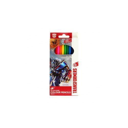 Kredki ołówkowe 12kol TRS Starpak, 5C29-801F4